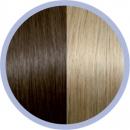 Flat Ring-On 18/24 Brun/Blond Cendré Intense