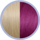 Seiseta Invisible Clip-on 20/62 / Light Blonde/Red Violet