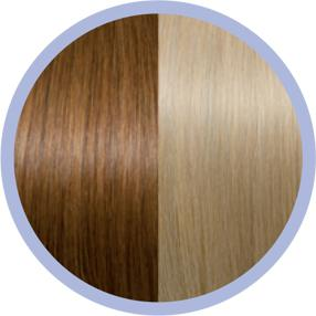Seiseta Invisible Clip-on 27/140 Midden Goudblond/ Intens Blond