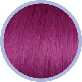 Flat Ring-On Crazy Line 62/ Red Violet
