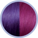 Seiseta Invisible Clip-on 63/62 / Violet/Red Violet
