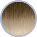 Flat Ring-On Ombre Line 10/20 Dark Blonde/Light Blonde