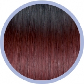 Ombre Sticker Line 1B/530 Black/Burgundy