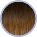 Flat Ring-On Ombre Line 6/27 Chocolate Brown/Medium Golden Blonde