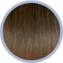 Flat Ring-On Ombre Line 8/DB4 Brown/Gold
