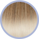 Flat Ring-On Ombre Line DB4/1001 Gold/ Platinum Blonde